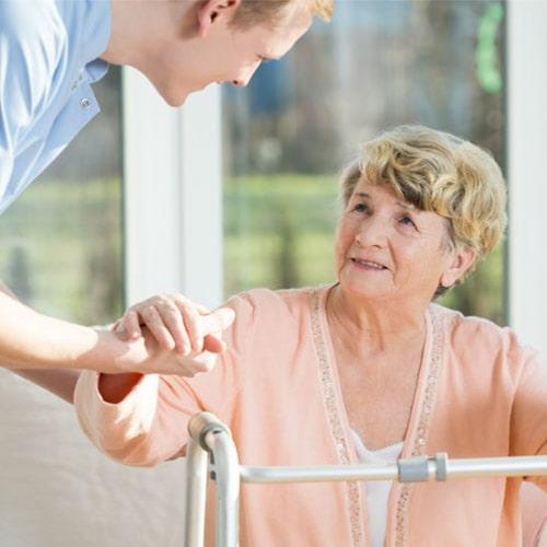 хоспис за възрастни хора, дом за възрастни хора